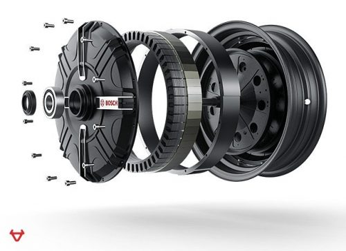 Bosch Motor Niu